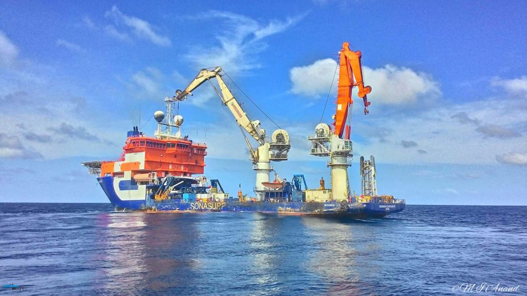Offshore Cable Laying Vessel