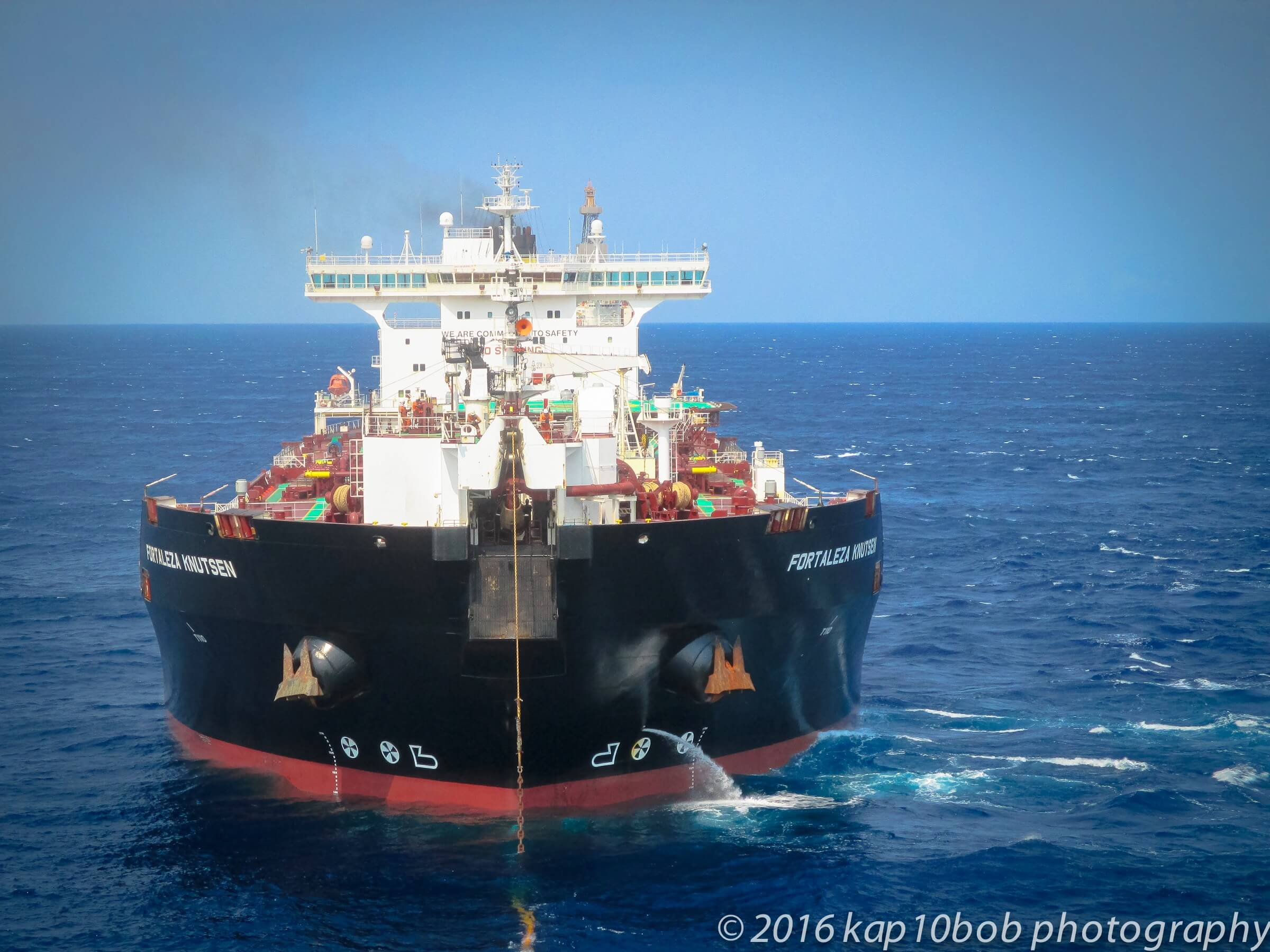 Shuttle Oil Tanker