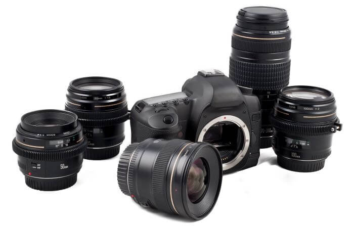 DSLR Lenses